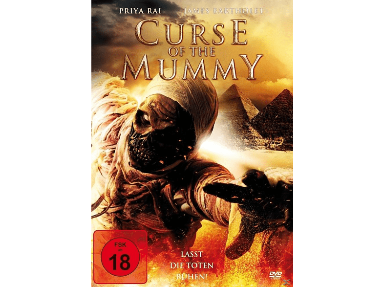 Curse of the Mummy [DVD]