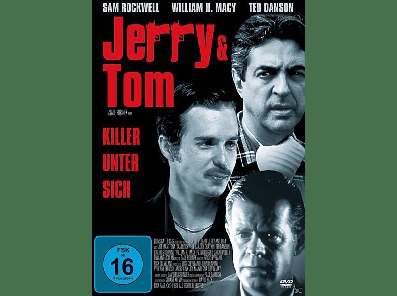 Jerry & Tom - Killer unter sich [DVD]