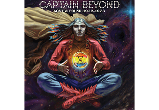 Captain Beyond - Lost & Found 1972-1973 - (CD)