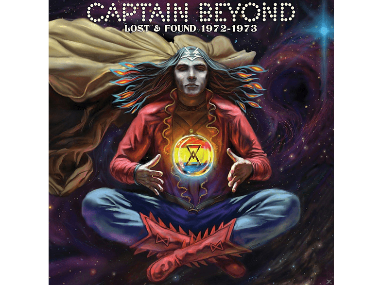 Captain Beyond - Lost & Found 1972-1973 [Vinyl]