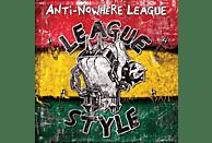 Anti-Nowhere League - League Now [Vinyl]