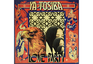 Ya Tosiba - Love Party - (LP + Download)