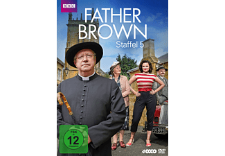 FATHER BROWN 5. STAFFEL - (DVD)
