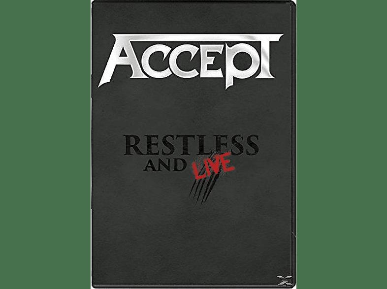 Accept - Restless & Live [DVD]