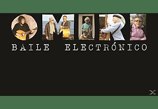 Omiri - Baile Electrónico  - (CD)