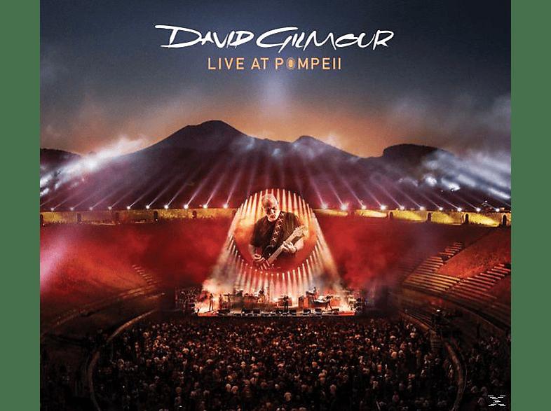 David Gilmour - Live At Pompeii [CD]