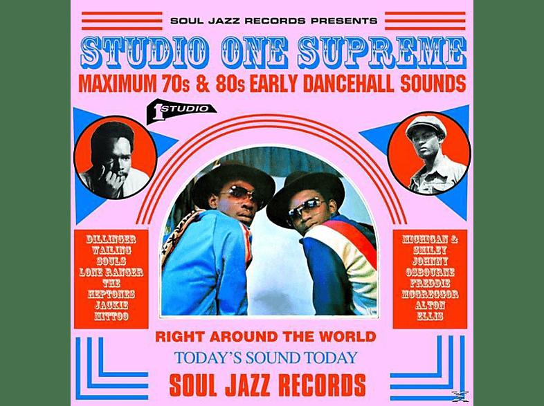 VARIOUS - Studio One Supreme [Vinyl]