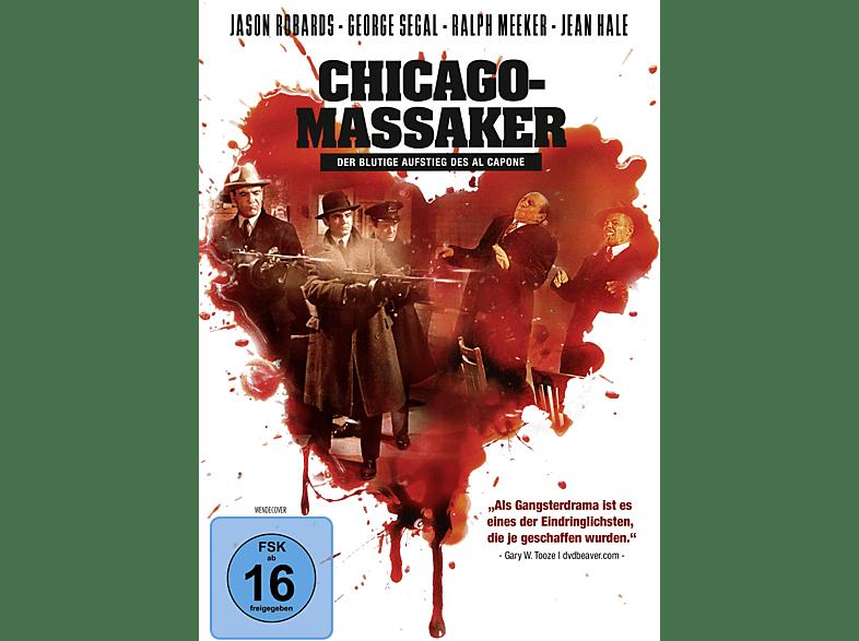 Chicago Massaker [DVD]
