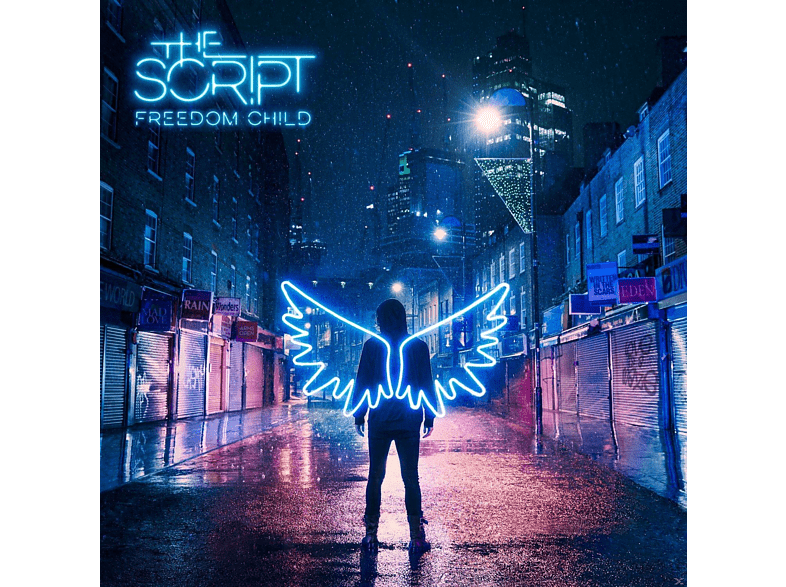 The Script - Freedom Child [LP + Download]