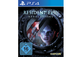 Resident Evil Revelations HD - PlayStation 4