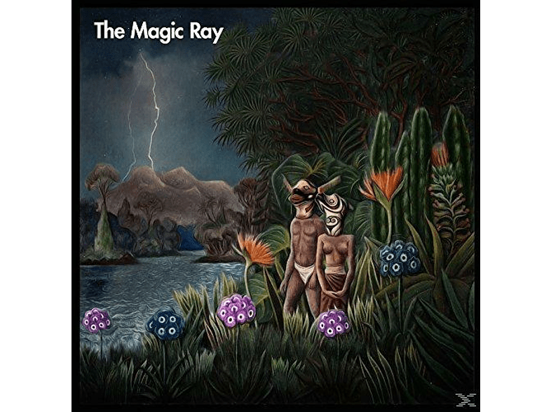 Magic Ray - The Magic Ray [CD]
