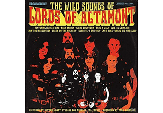 The Lords Of Altamont - The Wild Sounds Of The Lords Of Altamont  - (Vinyl)
