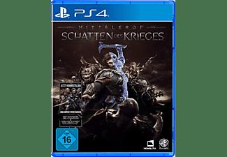 Mittelerde: Schatten des Krieges - [PlayStation 4]