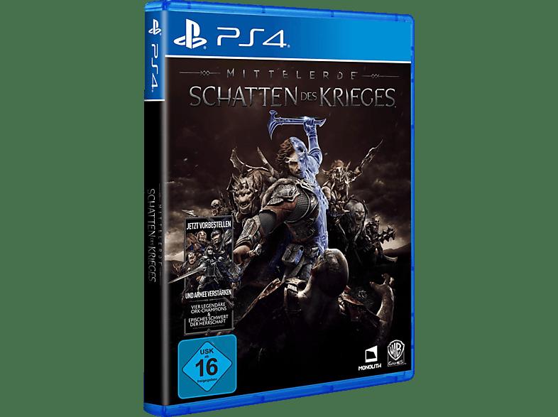Luxus-Ästhetik neue Version achten Sie auf Mittelerde: Schatten des Krieges - Standard Edition [PlayStation 4]