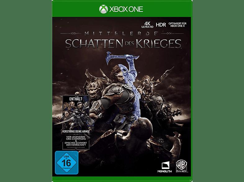 Mittelerde: Schatten des Krieges - Standard Edition [Xbox One]