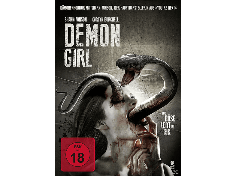 Demon Girl [DVD]
