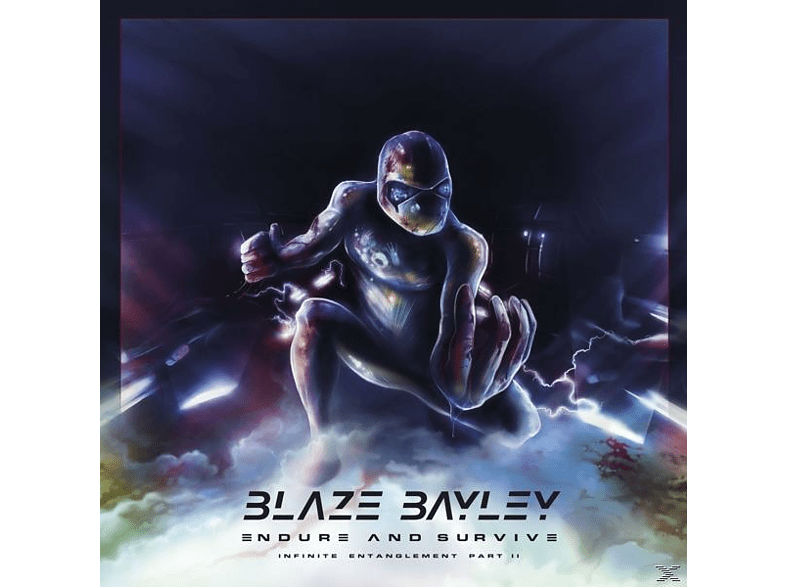 Blaze Bayley - Endure And Survive (2LP) [Vinyl]