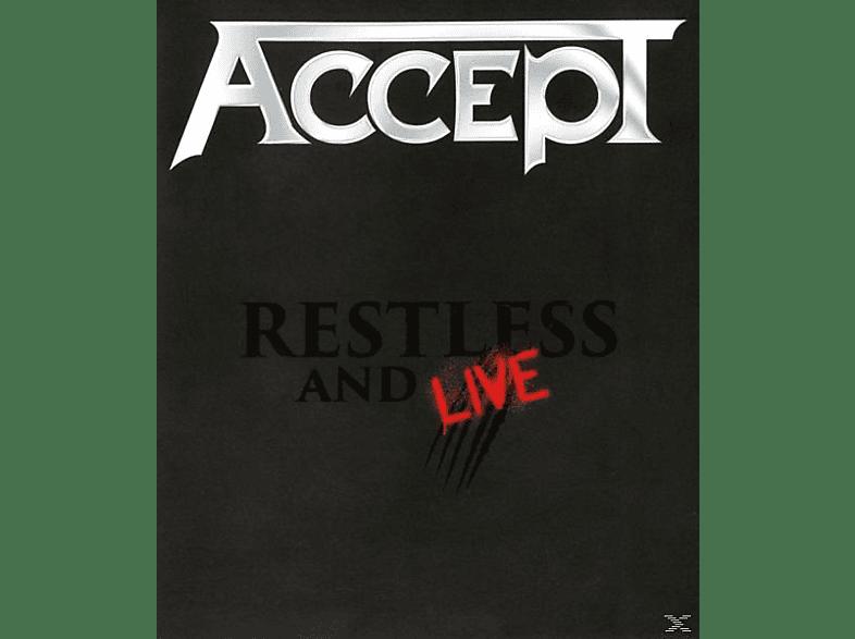 Accept - Restless & Live [Blu-ray]