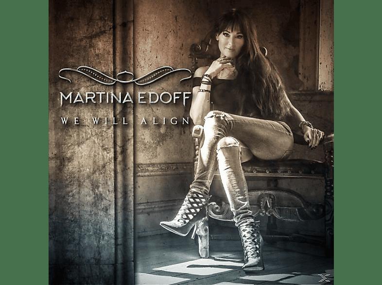 Martina Edoff - We Will Align [CD]
