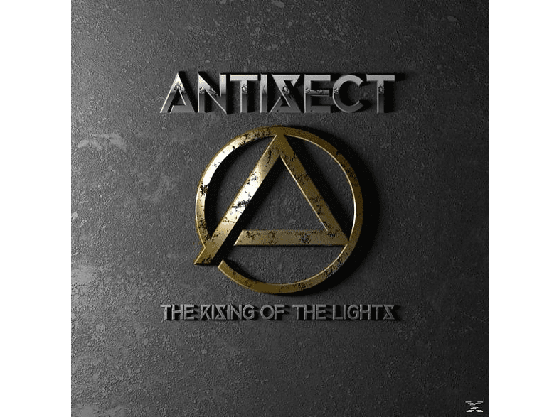 Antisect - The Rising Of The Lights [CD]