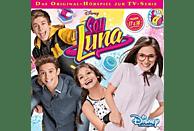 Soy Luna - Folge 17+18 - (CD)
