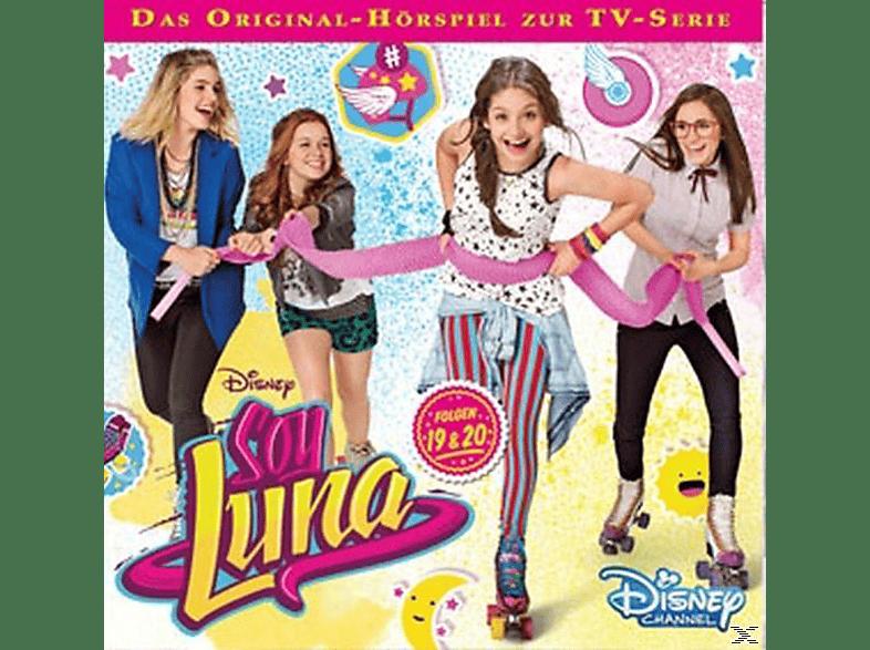 Soy Luna - Folge 19+20 - (CD)
