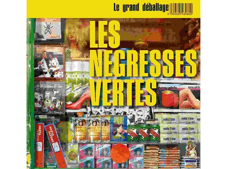Les Negresses Vertes - Best Of [CD]