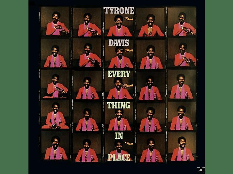 Tyrone Davis - Everything In Place (Bonus Tra [CD]