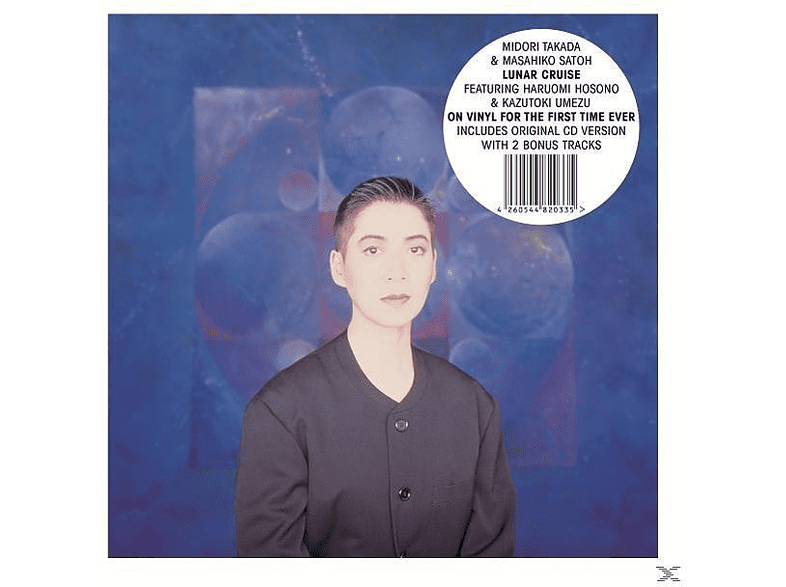 Masahiko Satoh, Midori Takada - Lunar Cruise [CD + Merchandising]