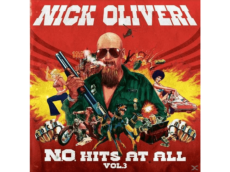 Nick Oliveri - N.O.Hits At All Vol.3 (LTD) [Vinyl]