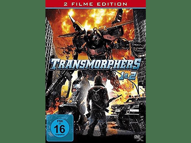 Transmorphers 1 & 2 [DVD]