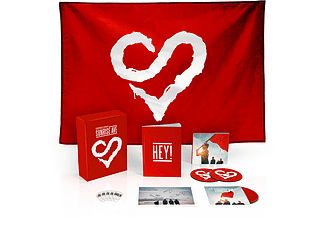 Sunrise Avenue - Heartbreak Century (Ltd. Fanbox)  - (CD + Merchandising)