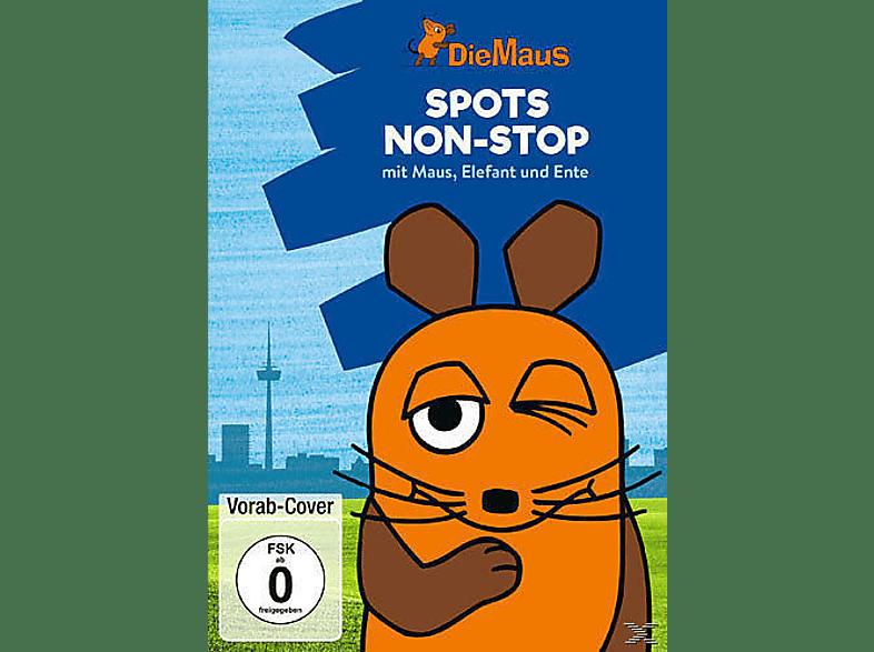 Die Sendung mit der Maus-Spots non-stop [DVD]