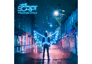 The Script - Freedom Child  - (CD)