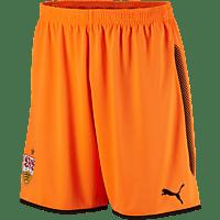 PUMA VfB Stuttgart Short, Orange/Schwarz