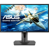 ASUS MG248QR 24 Zoll Full-HD Gaming Monitor (1 ms Reaktionszeit, FreeSync, 144 Hz)