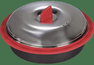 XAVAX 1.5 Liter Mikrowellentopf mit Deckel (252 mm)