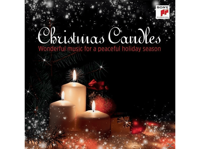 VARIOUS - Christmas Candles [CD]
