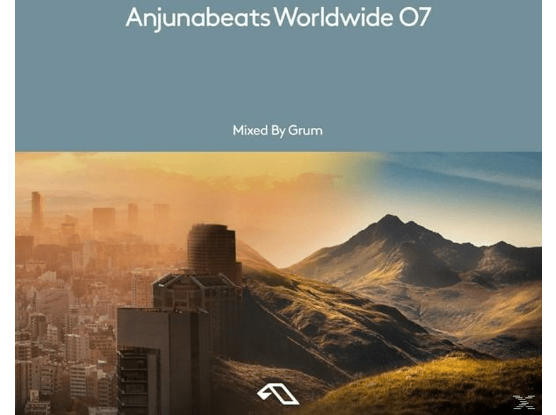 Grum - Anjunabeats Worldwide 07 [CD]
