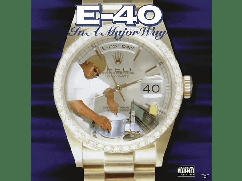 E-40 - In A Major Way (2LP) [Vinyl]