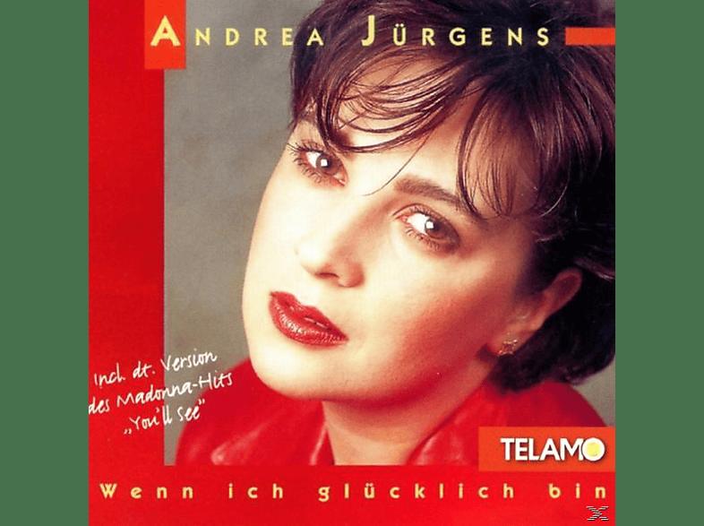 Andrea Jürgens - Wenn ich glücklich bin [CD]