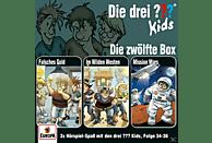 Die Drei ??? Kids - 12/3er Box (Folgen 34-36) - (CD)