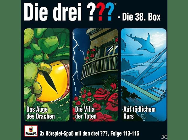 Die Drei ??? - 38/3er Box (Folgen 113-115) - (CD)