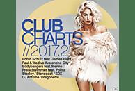 VARIOUS - Club Charts 2017.2 [CD]