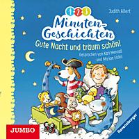 Marion Elskis Karl Menrad - 1-2-3 Minuten-Geschichten.Gute Nacht und Träum - (CD)