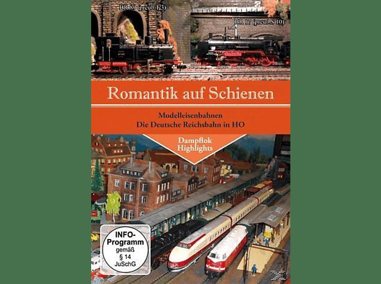 Romantik auf Schienen - Modelleisenbahnen - Die Deutsche Reichsbahn in HO [DVD]