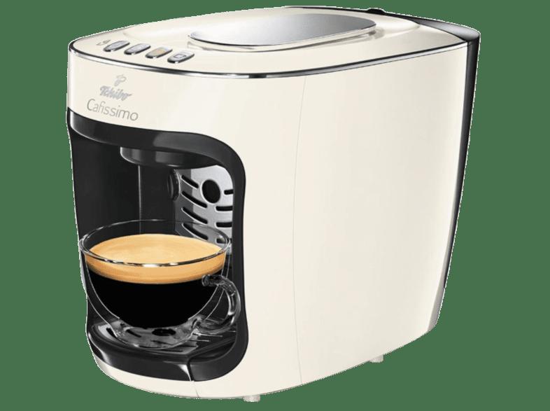 Tchibo Cafissimo Mini kapszulás kávéfőző fehér   Office