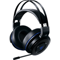 RAZER Razer Thresher Ultimate PS4 Gaming Headset Schwarz/Blau