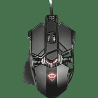 TRUST DXT 138 X-Ray Gaming Maus, schwarz