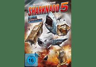 Sharknado 5 - Earth 0 DVD